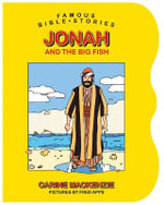 Jonah and the Big Fish : Famous Bible Stories (Board Books) - Carine Mackenzie