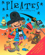 Pirates : Funtime Sticker Activity Book