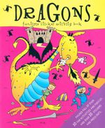 Dragons : Funtime Sticker Activity Book
