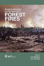 Modelling, Monitoring and Management of Forest Fires : v. 3