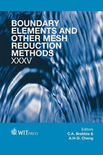 Boundary Elements and Other Mesh Reduction Methods : XXXV
