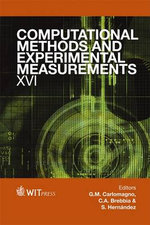 Computational Methods and Experimental Measurements : XVI