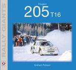 Peugeot 205 T16 - Graham Robson
