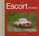 Ford Escort RS1800 - Graham Robson