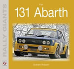 Fiat 131 Abarth - Graham Robson