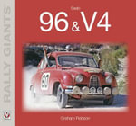 Saab 96 and V4 - Graham Robson