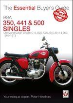 BSA 350 & 500 Singles : Essential Buyer's Guide Series - Peter Henshaw
