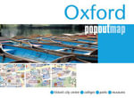 Oxford PopOut Map : POPOUT MAPS - PopOut Maps