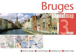 Bruges PopOut Map - Footprint Travel Guides