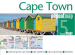 Cape Town PopOut Map - Footprint Travel Guides