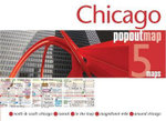 Chicago PopOut Map : COMPASS - PopOut Maps