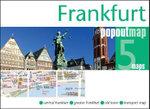 Frankfurt : Popout Maps - Popout Maps