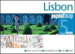 Lisbon Popout Map - Compass Maps