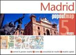 Madrid Popout Map : Popout Maps - Compass Maps