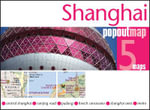 Shanghai Popout Map - Compass Maps