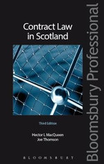 Contract Law in Scotland :  Second Edition - Steve MacQueen