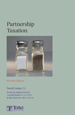 Partnership Taxation - Sarah Laing
