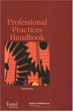 Professional Practices Handbook :  Fifth Edition