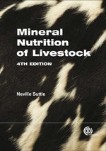 Mineral Nutrition of Livestock - N.F. Suttle
