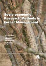 Socio-economic Research Methods in Forest Management - John Herbohn