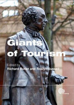 Giants of Tourism - Richard Butler