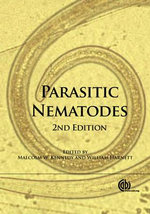 Parasitic Nematodes : Molecular Biology, Biochemistry and Immunology - M.W. Kennedy