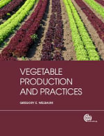Vegetable Production & Practices - G. E. Welbaum
