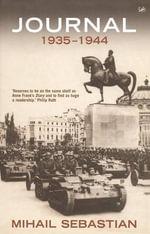 Journal 1935-44 - Mihail Sebastian