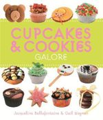 Cupcakes & Cookies Galore - Jacqueline Bellefontaine