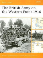 The British Army on the Western Front 1916 - Bruce I. Gudmundsson