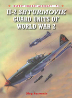 Il-2 Shturmovik Guard Units of World War 2 - Oleg Rastrenin