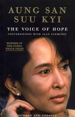 The Voice of Hope : Conversations with Alan Clements - Aung San Suu Kyi