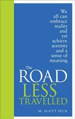 The Road Less Travelled : Special Edition - M.Scott Peck