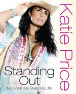 Standing Out : My Look, My Style, MY Life - Katie Price