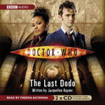 The Last Dodo : Doctor Who - Jacqueline Rayner