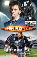 Doctor Who : The Sontaran Games : Dr. Who Quick Reads Series - BBC