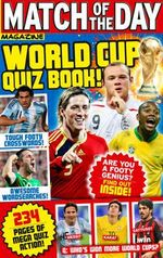 Match Of The Day World Cup Quiz Book - No Author Name Required