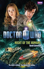 Doctor Who : Night of The Humans : Dr. Who Series : Book 41 - BBC