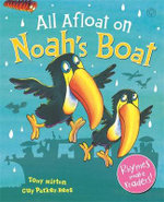 All Afloat on Noah's Boat - Tony Mitton