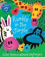 The Rumble in the Jungle - Giles Andreae