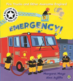 Emergency! : Awesome Engines : Book 14 - Margaret Mayo