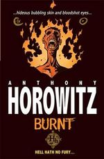 Burnt - Anthony Horowitz