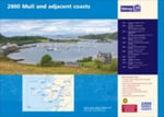 Imray Chart 2800.4 : Oban to Loch Aline and Port Appin - Imray