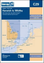 Imray Chart C29 2013 : Harwich to Whitby - Imray