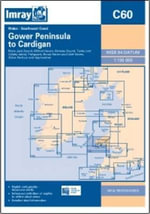 Imray Chart C60 2013 : Gower Peninsula to Cardigan - Imray
