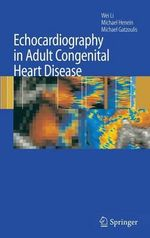 Echocardiography in Adult Congenital Heart Disease - Li Wei