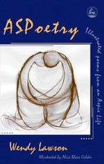 Aspoetry : Illustrated Poems from an Aspie Life - Wendy Lawson