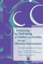 Enhancing the Well-being of Children and Families through Effective Interventions : International Evidence for Practice