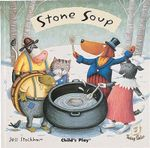 Stone Soup : Flip-up Fairy Tales - Jess Stockham