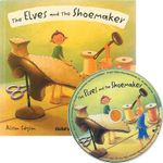 The Elves and the Shoemaker : Flip-Up+Cd - Alison Edgson